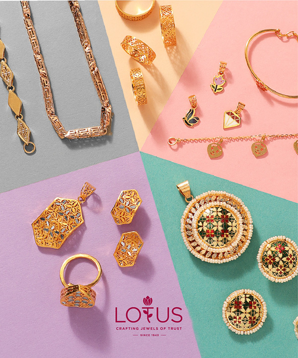 Lotus | Crafting Jewels of Trust